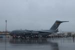ジャンクさんが、横田基地で撮影したアメリカ空軍 C-17A Globemaster IIIの航空フォト(写真)