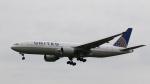 raichanさんが、成田国際空港で撮影したユナイテッド航空 777-222の航空フォト(写真)