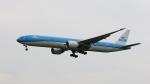 raichanさんが、成田国際空港で撮影したKLMオランダ航空 777-306/ERの航空フォト(写真)