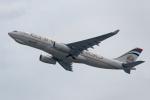 ぎんじろーさんが、香港国際空港で撮影したエティハド航空 A330-243Fの航空フォト(写真)