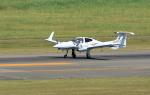 TAKAHIDEさんが、新潟空港で撮影したアルファーアビエィション DA42 TwinStarの航空フォト(写真)