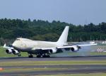 tuckerさんが、成田国際空港で撮影したアトラス航空 747-47UF/SCDの航空フォト(写真)
