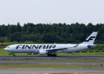 tuckerさんが、成田国際空港で撮影したフィンエアー A330-302Xの航空フォト(写真)