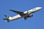 YASKYさんが、成田国際空港で撮影したパキスタン国際航空 777-240/ERの航空フォト(写真)