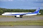 kurubouzuさんが、新千歳空港で撮影した全日空 A321-272Nの航空フォト(写真)