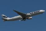 木人さんが、成田国際空港で撮影したフィンエアー A330-302Xの航空フォト(写真)