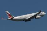 木人さんが、成田国際空港で撮影したスリランカ航空 A330-343Eの航空フォト(写真)
