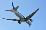 sukiさんが、羽田空港で撮影した全日空 777-281/ERの航空フォト(写真)