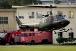 sepia2016さんが、霞ヶ浦飛行場で撮影した陸上自衛隊 UH-1Jの航空フォト(写真)