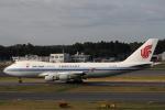 小牛田薫さんが、成田国際空港で撮影した中国国際貨運航空 747-4FTF/SCDの航空フォト(写真)