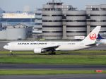 White Pelicanさんが、羽田空港で撮影した日本航空 767-346/ERの航空フォト(写真)