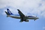 nobu2000さんが、那覇空港で撮影したANAウイングス 737-54Kの航空フォト(写真)