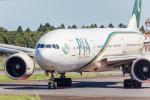 Y-Kenzoさんが、成田国際空港で撮影したパキスタン国際航空 777-240/ERの航空フォト(写真)