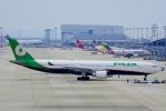 CB20さんが、関西国際空港で撮影したエバー航空 A330-302の航空フォト(写真)
