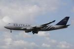 幹ポタさんが、福岡空港で撮影したチャイナエアライン 747-409の航空フォト(写真)