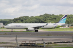 幹ポタさんが、福岡空港で撮影したエアプサン A321-231の航空フォト(写真)