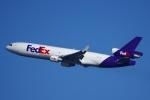 CB20さんが、関西国際空港で撮影したフェデックス・エクスプレス MD-11Fの航空フォト(写真)
