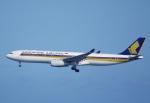 CB20さんが、関西国際空港で撮影したシンガポール航空 A330-343Xの航空フォト(写真)