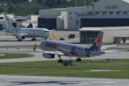 nobu2000さんが、那覇空港で撮影したジェットスター・ジャパン A320-232の航空フォト(写真)