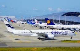 CB20さんが、関西国際空港で撮影したフィンエアー A350-941XWBの航空フォト(写真)