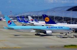 CB20さんが、関西国際空港で撮影した大韓航空 777-2B5/ERの航空フォト(写真)