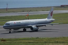 いっとくさんが、関西国際空港で撮影した中国国際航空 A321-232の航空フォト(写真)