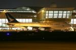 masa707さんが、福岡空港で撮影したキャセイパシフィック航空 747-467F/ER/SCDの航空フォト(写真)