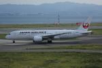 いっとくさんが、関西国際空港で撮影した日本航空 787-8 Dreamlinerの航空フォト(写真)