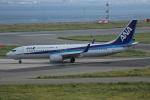 いっとくさんが、関西国際空港で撮影した全日空 737-881の航空フォト(写真)