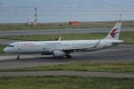 いっとくさんが、関西国際空港で撮影した中国東方航空 A321-231の航空フォト(写真)