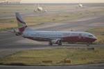 いっとくさんが、関西国際空港で撮影した雲南祥鵬航空 737-808の航空フォト(写真)