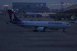 いっとくさんが、関西国際空港で撮影したハワイアン航空 A330-243の航空フォト(写真)