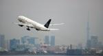 黒猫777さんが、羽田空港で撮影した全日空 777-281の航空フォト(写真)