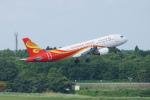 pringlesさんが、成田国際空港で撮影した香港航空 A320-214の航空フォト(写真)