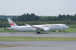 pringlesさんが、成田国際空港で撮影した日本航空 787-9の航空フォト(写真)