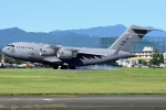Flankerさんが、横田基地で撮影したアメリカ空軍 C-17A Globemaster IIIの航空フォト(写真)