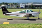 Flankerさんが、横田基地で撮影した日本個人所有 E33 Bonanzaの航空フォト(写真)