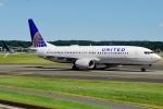 Flankerさんが、横田基地で撮影したユナイテッド航空 737-824の航空フォト(写真)
