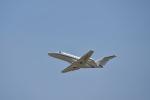 ja0hleさんが、名古屋飛行場で撮影した中日本バンリース 525A Citation CJ2の航空フォト(写真)