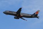 みるぽんたさんが、関西国際空港で撮影したジェットスター・アジア A320-232の航空フォト(写真)