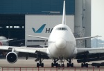staralliance☆JA712Aさんが、香港国際空港で撮影したオリエント・タイ航空 747-412の航空フォト(写真)