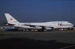 Fuseyaさんが、シドニー国際空港で撮影した日本航空 747-338の航空フォト(写真)