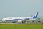 朝倉アイルさんが、宮崎空港で撮影した全日空 777-281/ERの航空フォト(写真)