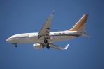 空飛ぶフーさんさんが、羽田空港で撮影した南山公務 737-7ZH BBJの航空フォト(写真)