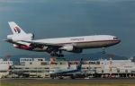 TKOさんが、福岡空港で撮影したマレーシア航空 DC-10-30の航空フォト(写真)