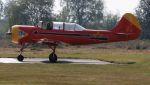 航空見聞録さんが、ベーフェルロ空軍基地で撮影したYakkes Foundation Yak-52の航空フォト(写真)