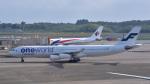 パンダさんが、成田国際空港で撮影したフィンエアー A340-313Xの航空フォト(写真)
