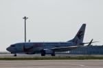 ハピネスさんが、関西国際空港で撮影した中国東方航空 737-89Pの航空フォト(写真)