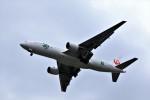 JA946さんが、伊丹空港で撮影した日本航空 777-246の航空フォト(写真)