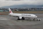 ハピネスさんが、伊丹空港で撮影した日本航空 777-289の航空フォト(写真)